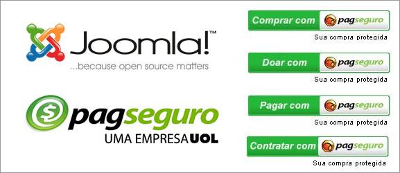 Joomla e Pagseguro