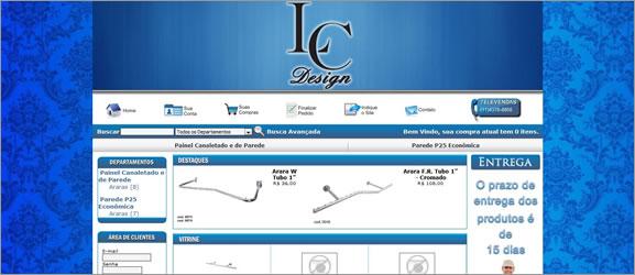 LC Design e Acessórios