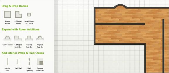 Criar planta de casa online
