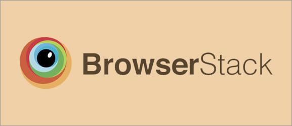 Browserstack - Verifique a resolução do seu site